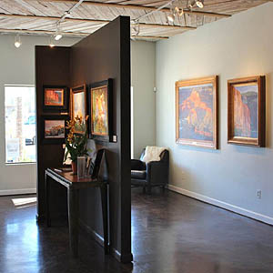 Amery Bohling Fine Art | Scottsdale Arts District