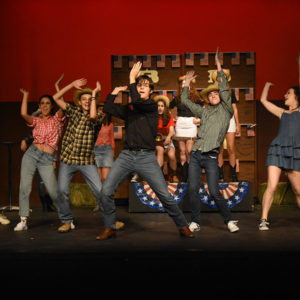 Stagebrush Theater Performance - Footloose